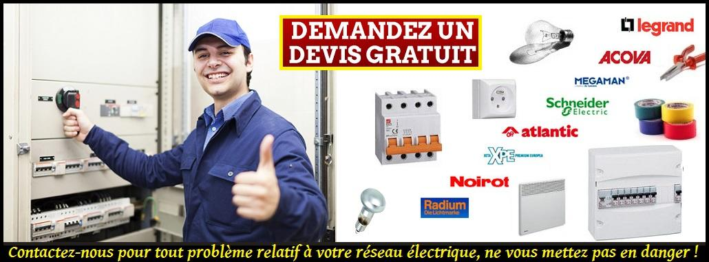 Electricien Limours, 91 | David devenir electricien Limours 01.60.96.22.66